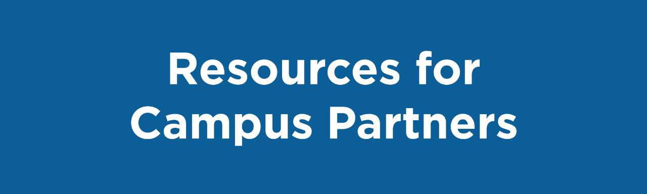 GVSU Resources for Campus Partners